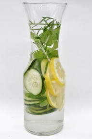 Herb-infused Water